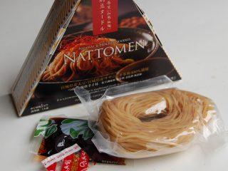 NATTOMEN納豆米粉めん(半生)